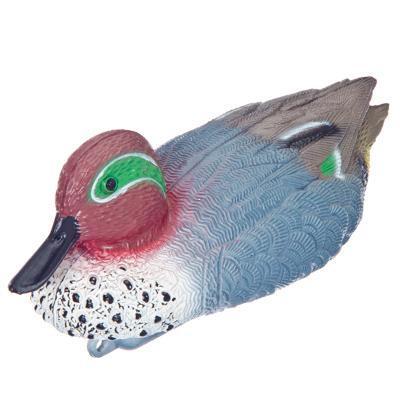 Птица-муляж пластиковая — Утка