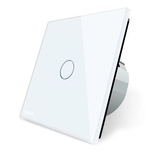 Сенсорный выключатель света Livolo 220 в, белый