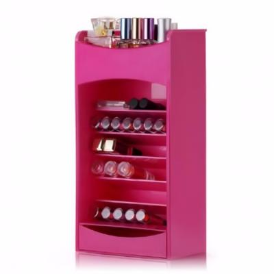 Органайзер для косметики Cosmake, розовый