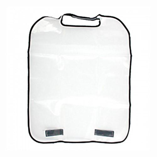Накидка защитная на сиденье Seat Back Protector Sapfire 65x46Остальное<br>Хорошо защищает сиденье автомобиля от возможных загрязнений ногами ребенка во время использования детского автомобильного кресла.<br>