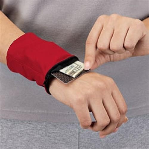 Кошелек браслет на запястье Wrist WalletsМонетницы<br>Практически каждый человек, который занимается бегом задается вопросами: «Что делать, если во время пробежки кто-то будет звонить на телефон, оставленный дома? А куда отправить ключи, чтобы я их не потерял?». Если вы ведете активный образ жизни и никак не можете разобраться с необходимыми аксессуарами, то интернет магазин Мелеон знает выход из ситуации. Кошелек браслет на запястье Wrist Wallets станет настоящей находкой!<br>