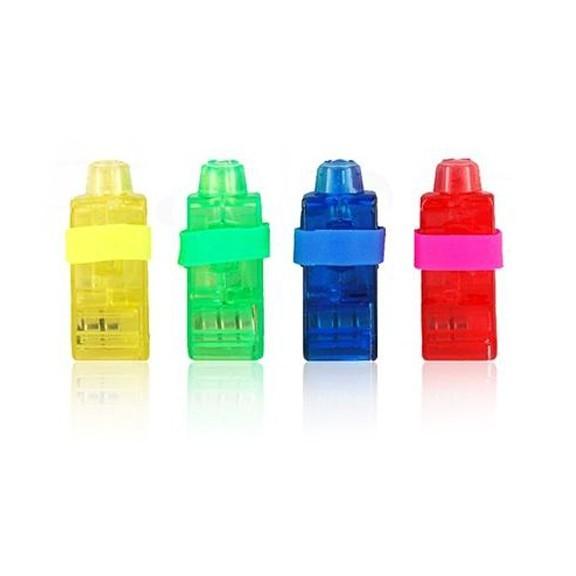 Светодиоды на пальцы для дискотекиОстальные игрушки<br>Вы любите модные вечеринки и тусовки в ночных клубах? Тогда это предложение для Вас! Сверхяркие светодиодные фонарики на пальцы разных цветов позволят выделится из массы и привлечь к себе внимание.
