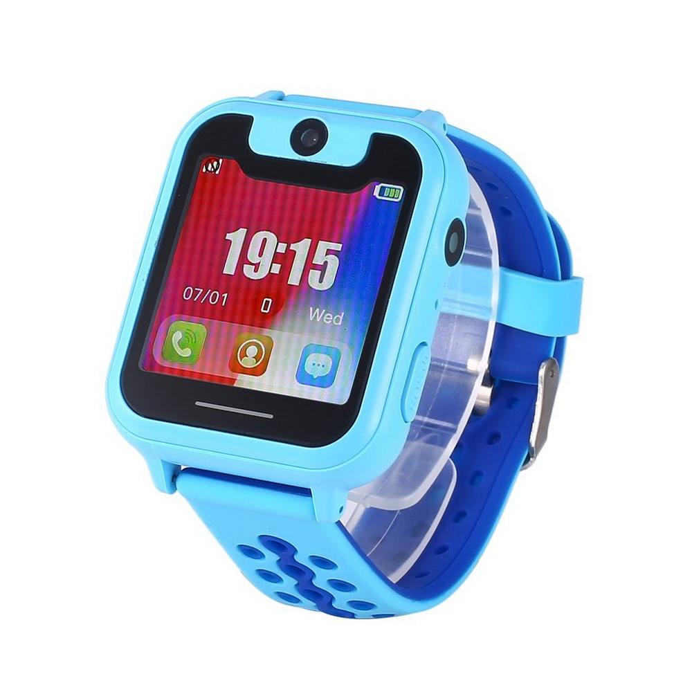 Детские GPS часы Smart Baby Watch S6, синийУмные Smart часы<br>Хотите знать, что происходит с вашим ребенком вдали от дома? Хотите всегда поддерживать связь с малышом? Обязательно обратите внимание на детские GPS часы Smart Baby Watch S6! Этот аксессуар работает без перебоев и позволит ребенку в любой ситуации быстро связаться с вами!