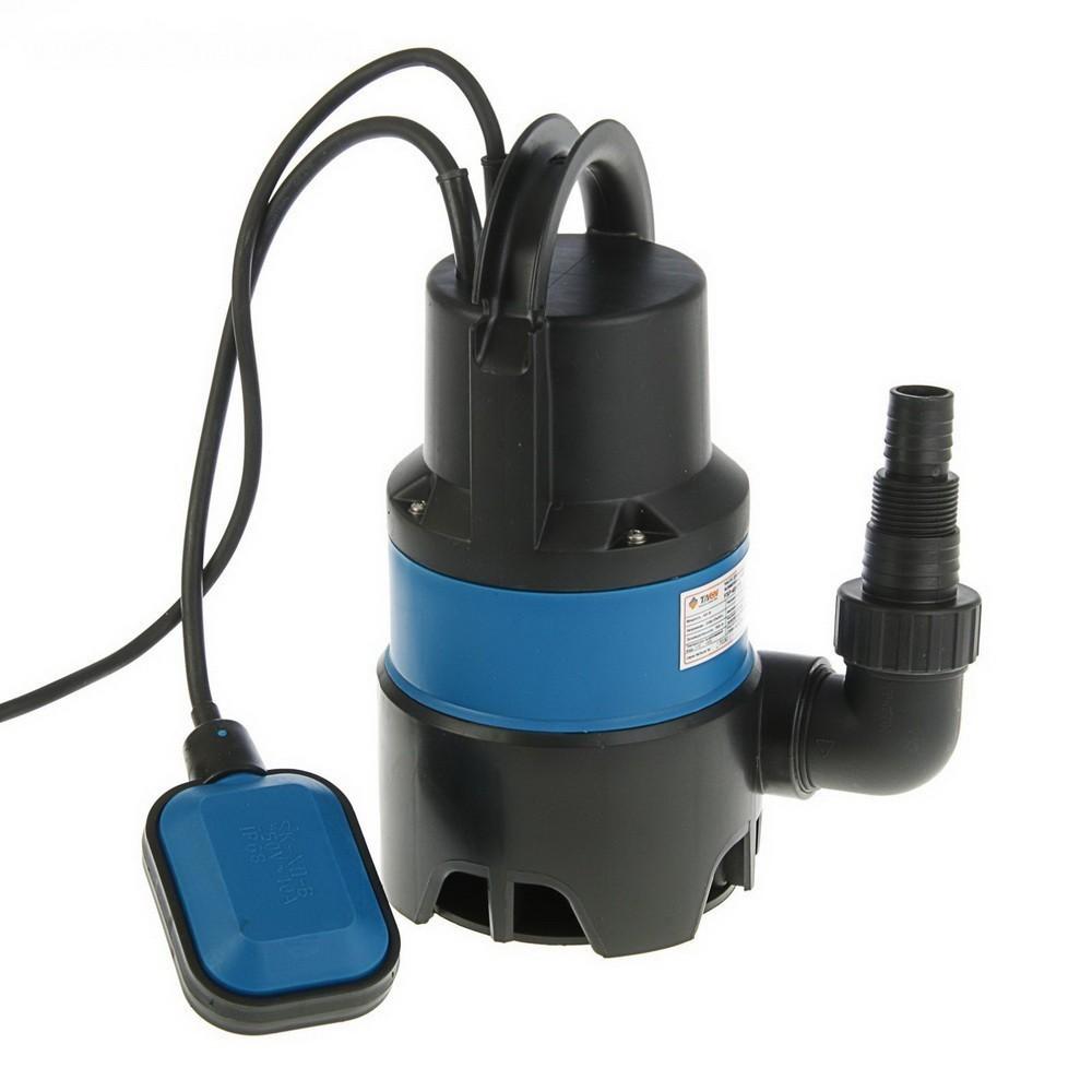 Насос дренажный Taen FSP-400DW, для грязной воды, 400 Вт, напор 5 м фото