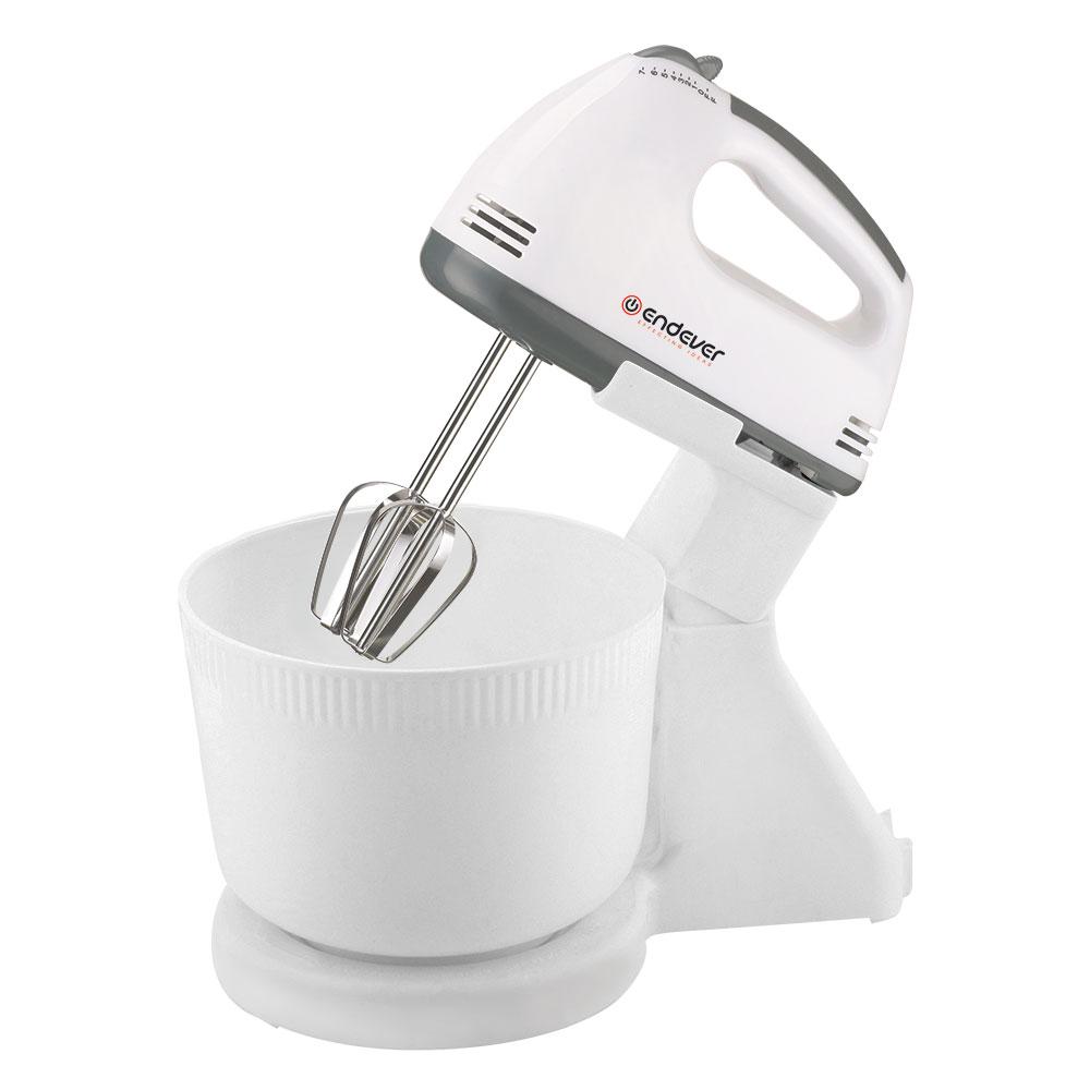 Миксер с чашей Endever 11-SigmaМиксеры<br>Многофункциональный миксер c чашей Endever Sigma 11 - необходимый прибор для приготовления истинных кулинарных шедевров.<br>