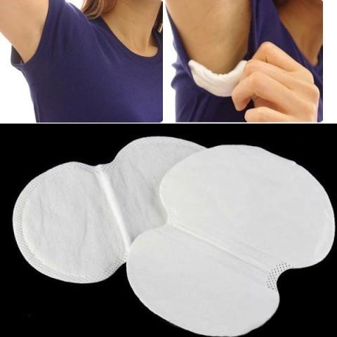Стикеры для защиты одежды от пота - 2 шт от MELEON