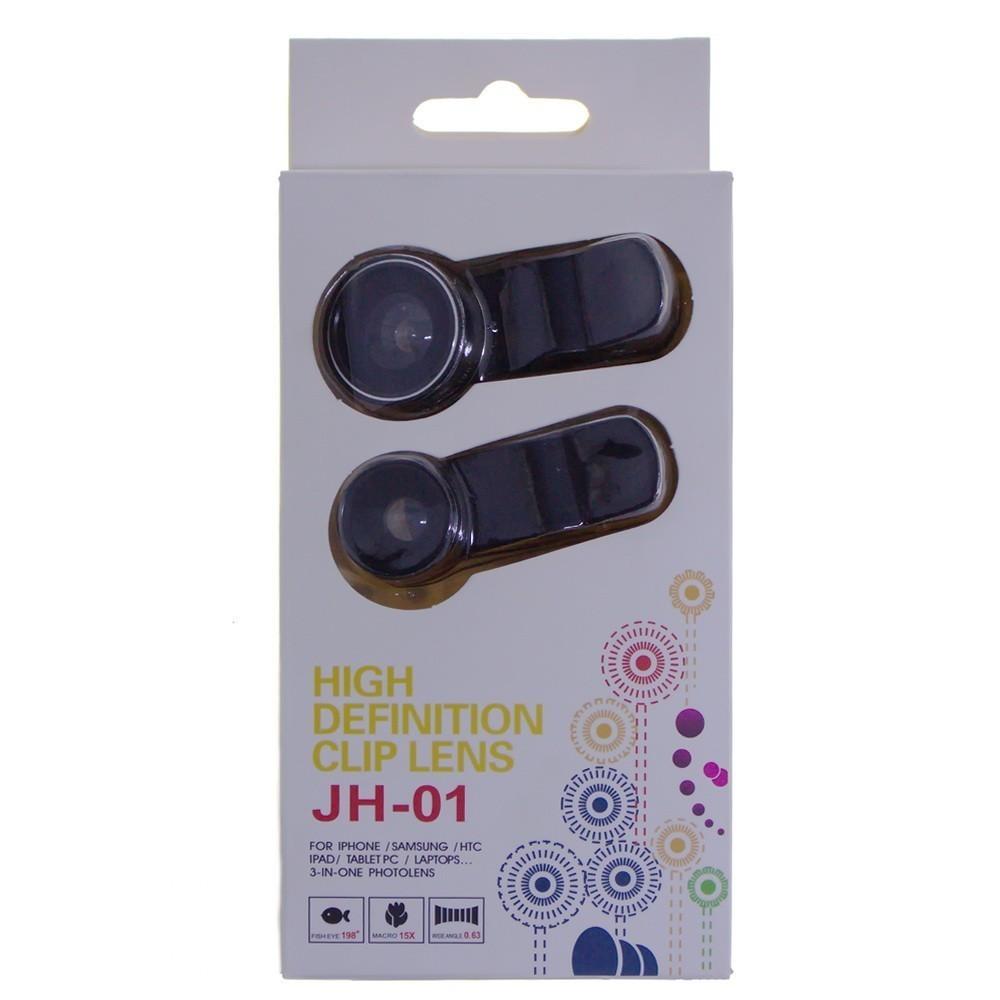 Насадка на телефон - Рыбий глазОстальные гаджеты<br>Насадка на телефон «Рыбий глаз» - это сверхширокоугольная оптическая насадка на фотокамерe смартфона. Аксессуар обеспечит на снимках высокую резкость с правильной цветопередачей. Спешите купить по суперцене в интернет магазине Мелеон!<br>