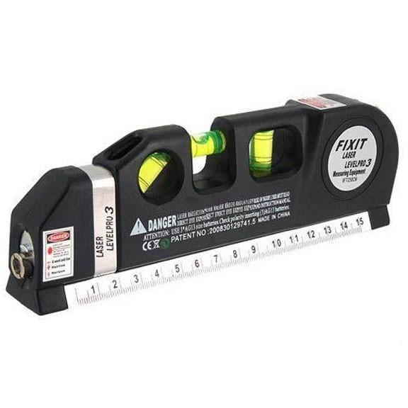 Лазерный уровень — самая доступная моде...