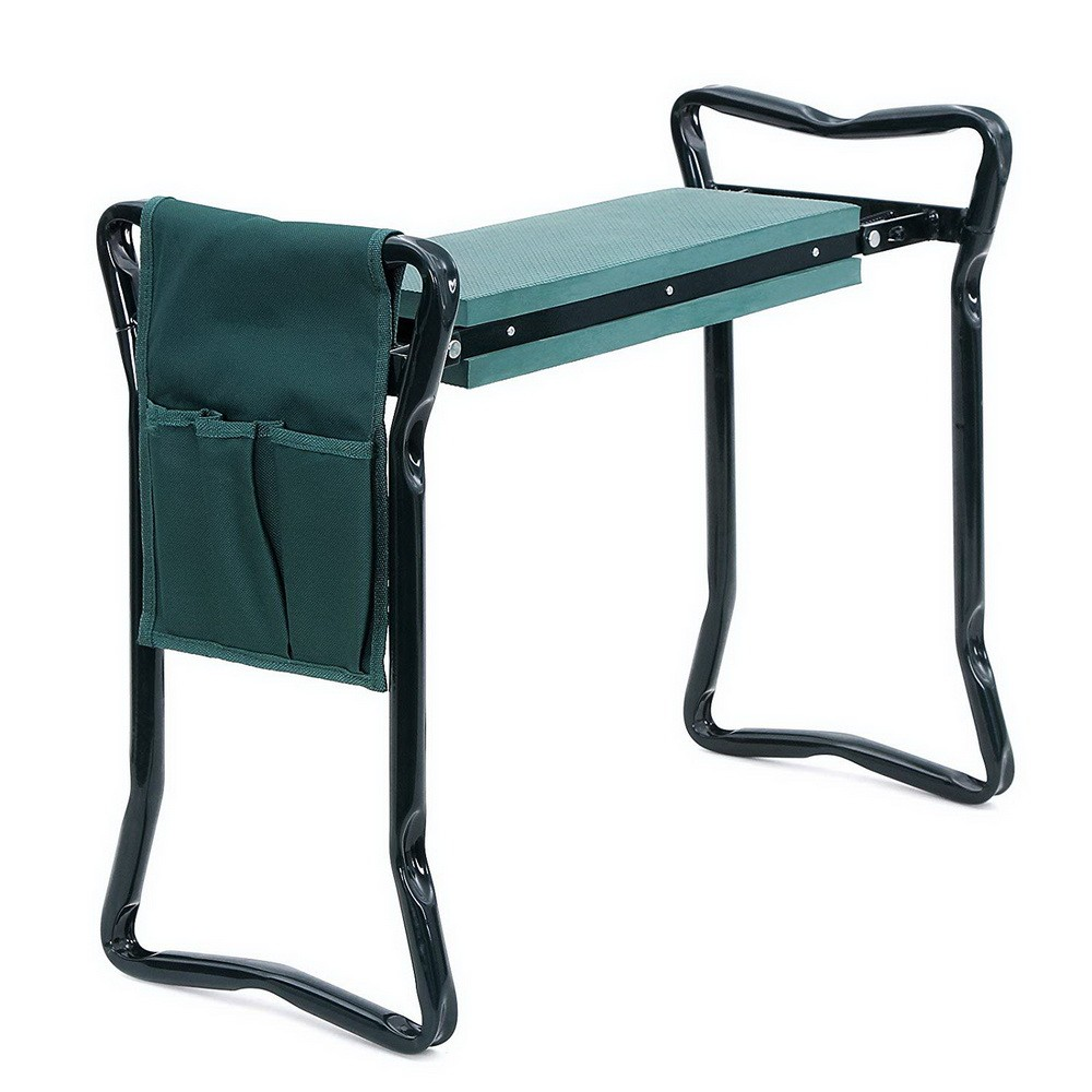 Садовая скамейка-перевёртыш