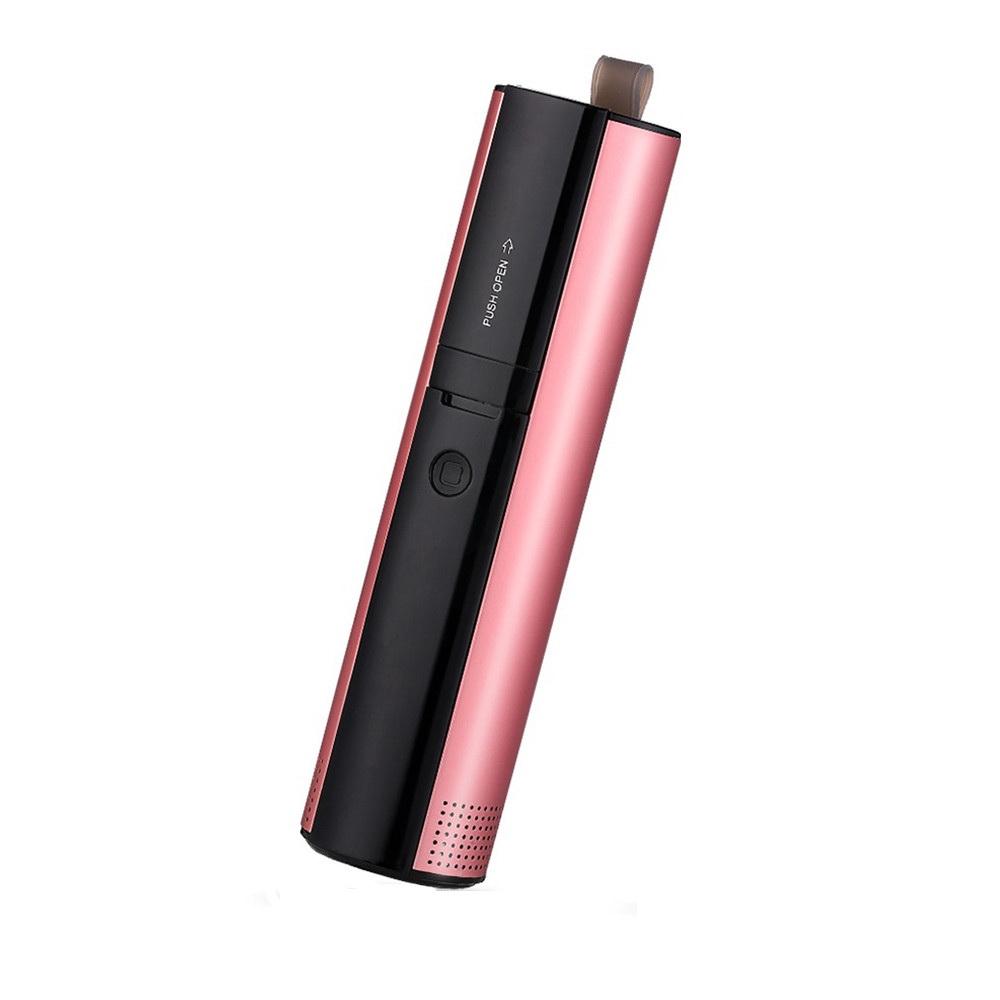 Селфи-палка 4 в 1, розовый