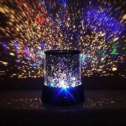Ночник проектор звездного неба Star Master от MELEON