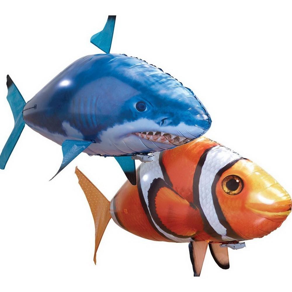 Купить Летающая рыба на радиоуправлении, Акула, Электронные игрушки