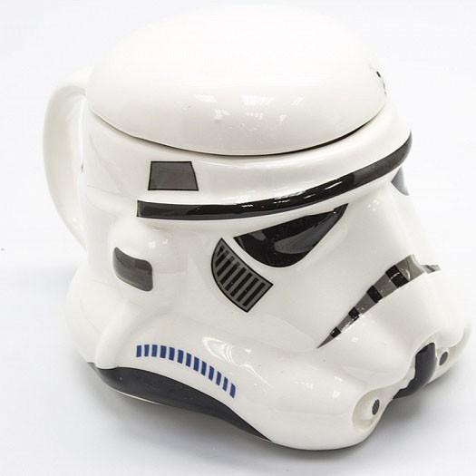 Кружка - Звездные войны ШтурмовикОстальные игрушки<br>Ищете подарок для настоящего фаната Звездных Войн? Посмотрите.яркую и оригинальную кружку Штурмовик!<br>