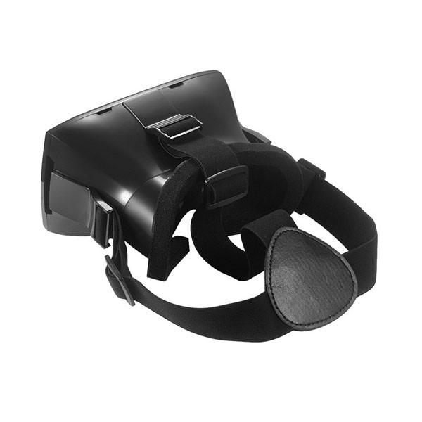 Очки виртуальной реальности VR-A61 для смартфонов 4.7-6.0Остальные 3D очки<br>Очки представляют собой гарнитуру, в которую вставляется любой смартфон с диагональю экрана 4.7-6.0. Благодаря специальным линзам, выводящим на каждый глаз своё изображение, достигается эффект виртуальной реальности.<br>