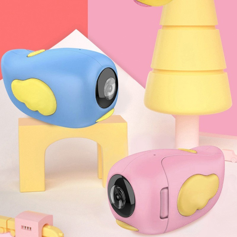 Детский фотоаппарат Kids Digital Camera, голубой