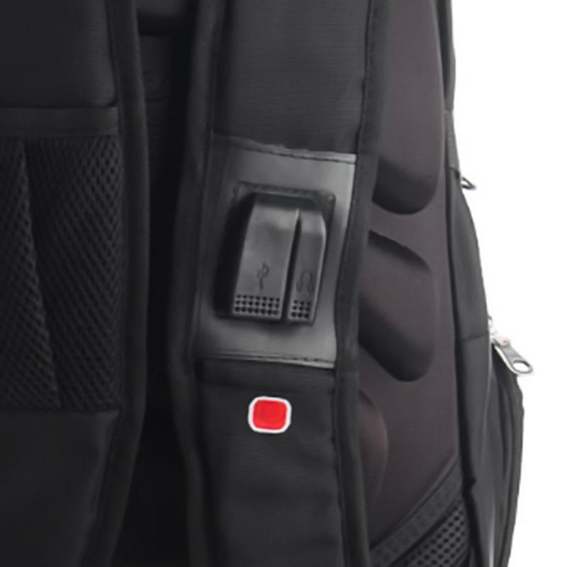 Рюкзак швейцарский с usb
