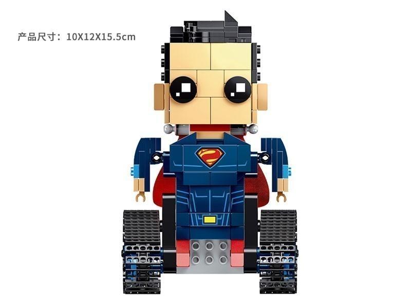 Конструктор робот на радиоуправлении Technic Walking Brick - Super-Block Man, Конструкторы  - купить со скидкой