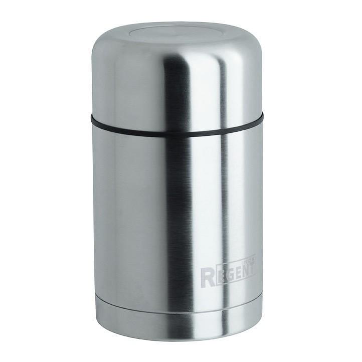 Термос 1,2 л SOUPТермосы и термоконтейнеры<br>Термос вакуумный суповой с широкой горловиной, может использоваться для первых и вторых блюд, а также для напитков. Объем термоса 1 литр. В таком термосе ваш обед всегда будет горячим.<br>