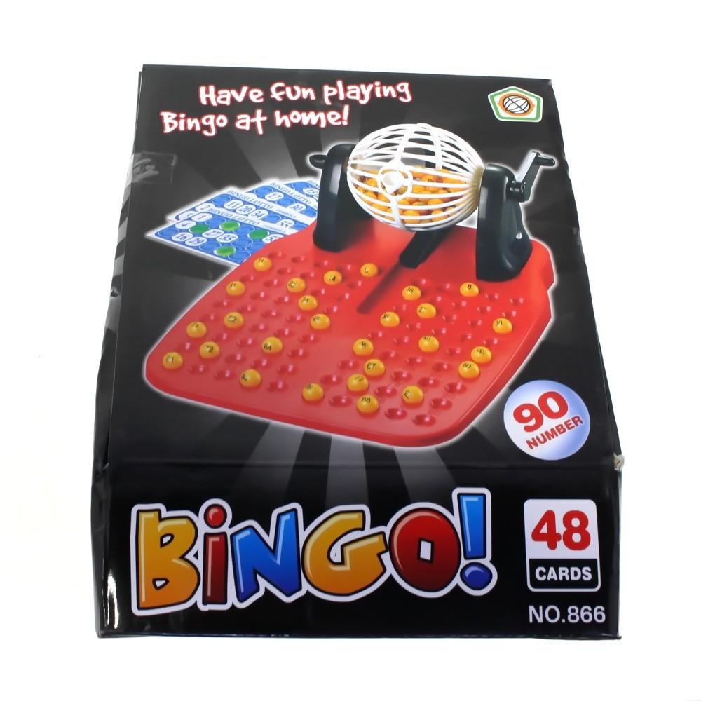 Настольная игра лото Bingo!Настольные игры<br>Настольная игра лото Bingo! – прекрасное приобретение для большой семьи! Если вы хотите чаще проводить вечера в кругу близких, а также привлечь к общению как маленьких детей, так и подростков, то Бинго станет настоящей находкой. Игру можно использовать не только дома, но и брать с собой в любые поездки!<br>