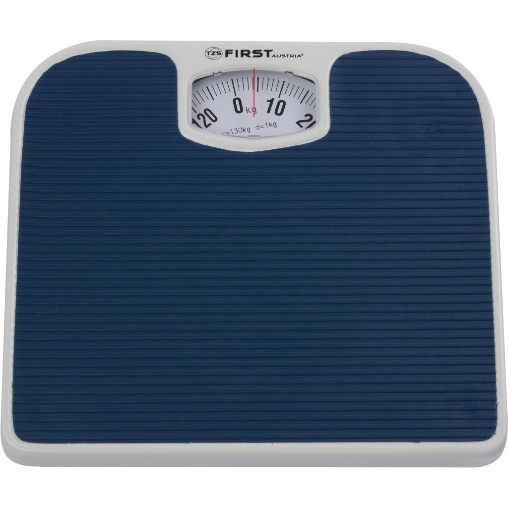 Весы напольные FIRST 8020, blue