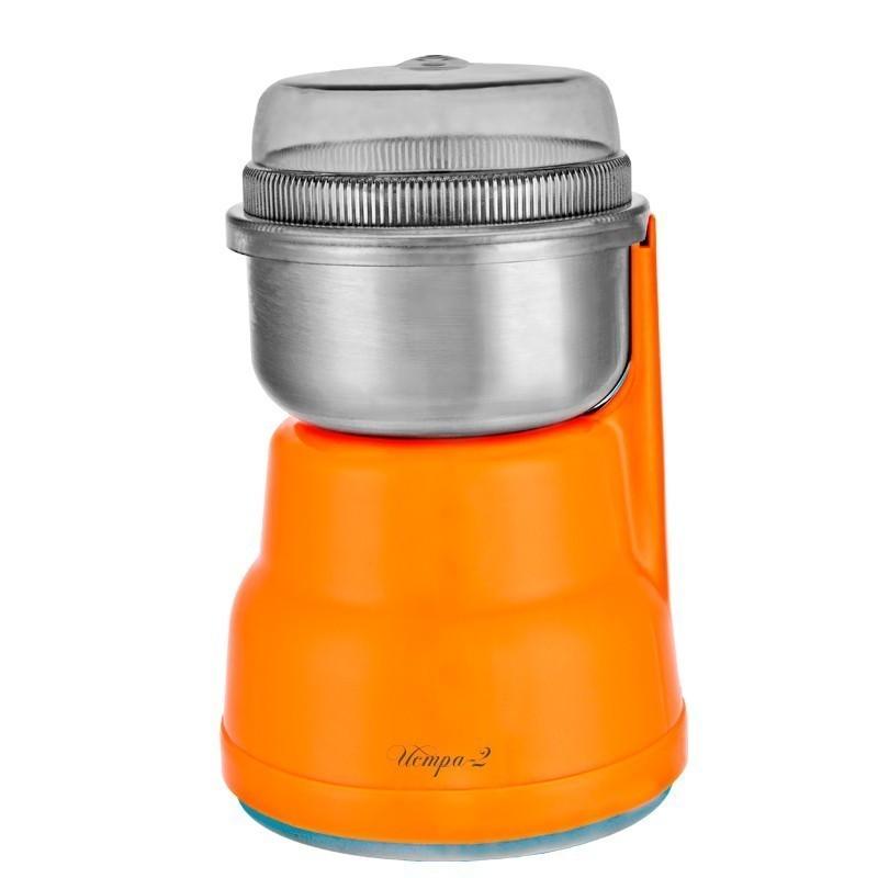 Кофемолка Великие реки Истра-2, оранжевый