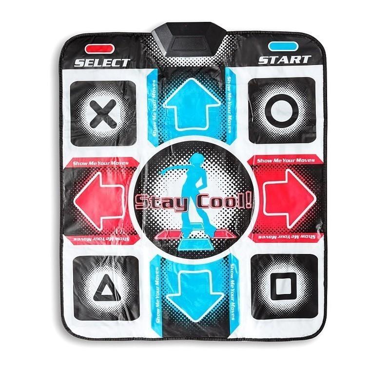 Купить Беспроводной танцевальный коврик X-treme Dance Pad Platinum (Stepmania Coilmix), Подвижные игры
