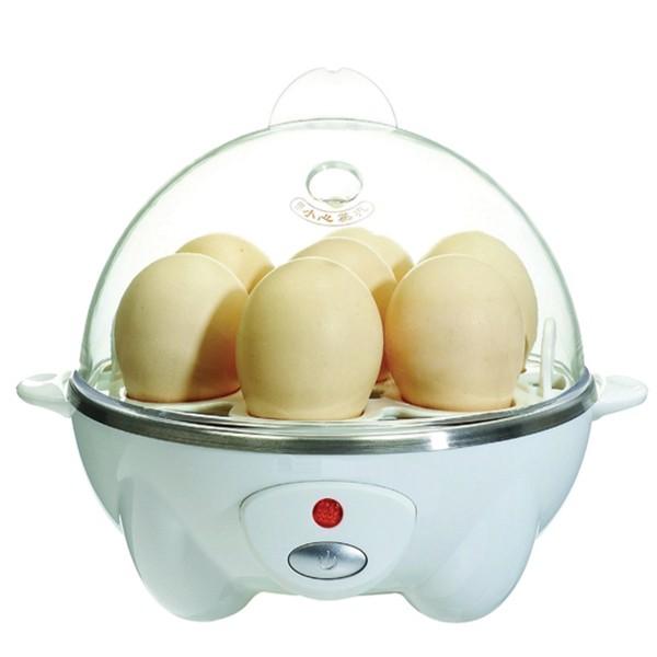 Яйцеварка электрическая Egg Cooker на 7 яицЯйцеварки<br>По утрам каждая секунда дорога? Не успеваете обеспечить себе и своим близким питательный и полезный завтрак? Тогда вам просто необходима электрическая яйцеварка Egg Cooker на 7 яиц. Устройство самостоятельно приготовит 7 яиц, пока вы будете заниматься другими делами!<br>
