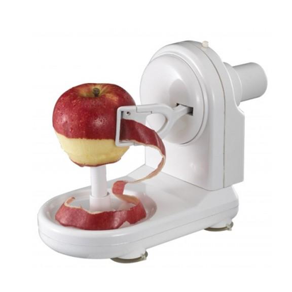 Машинка для чистки яблок Apple PeelerЯблокочистки<br>Как максимально сохранить слой полезных веществ на яблоке, если ваши дети просят обрезать кожуру? Очень просто! Вам поможет машинка для чистки яблок Apple Peeler. Устройство подойдет для очищения не только фруктов, но и овощей. А главное  - станет незаменимым для приготовления консервации!<br>