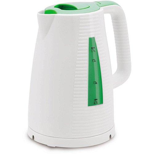 Чайник электрический Polaris PWK-1743-С(2200W,1,7л,диск) зеленый