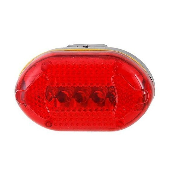 Задний фонарь на велосипед светодиодныйРучные фонари<br>Светодиодный фонарь на велосипед поможет Вам прекрасно видеть дорогу в ночное время. Вы избежите любых аварий и поломок, а главное - сохраните свое здоровье в целости и сохранности!<br>