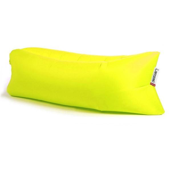 Надувной диван Биван - гамак Ламзак, лимонныйРазное для туриста<br>Надувной диван - гамак Ламзак – это изобретение, которое подарит вам часы релакса дома, в офисе, на даче, на природе и в любых других условиях. Эта модель завоевала мир. Надувается диван-шезлонг самостоятельно всего за 14 секунд, а главное – отличается своей прочностью и удобством!<br>