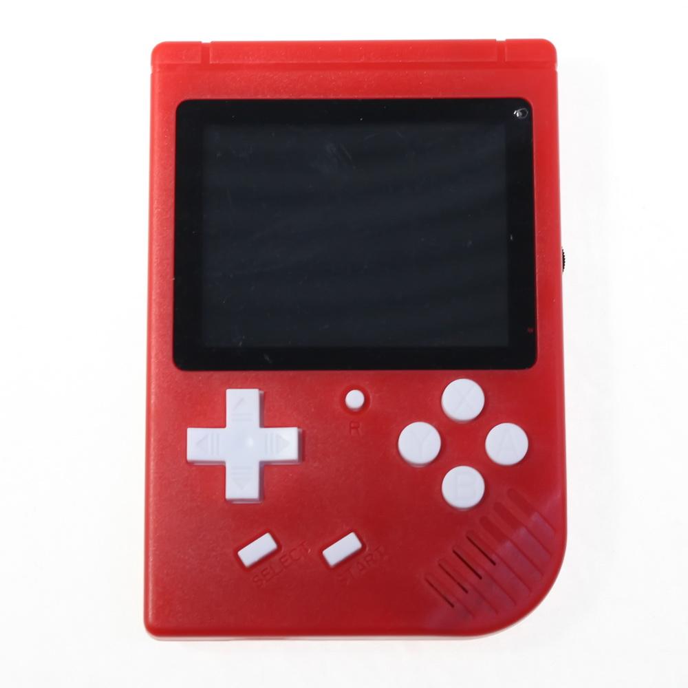 Карманная игровая приставка - Game boy, цвет в ассортименте, Красный