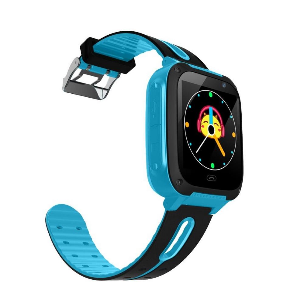 Детские Smart часы S4, голубой