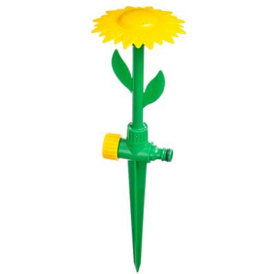 Разбрызгиватель для полива огорода - Подсолнух от MELEON