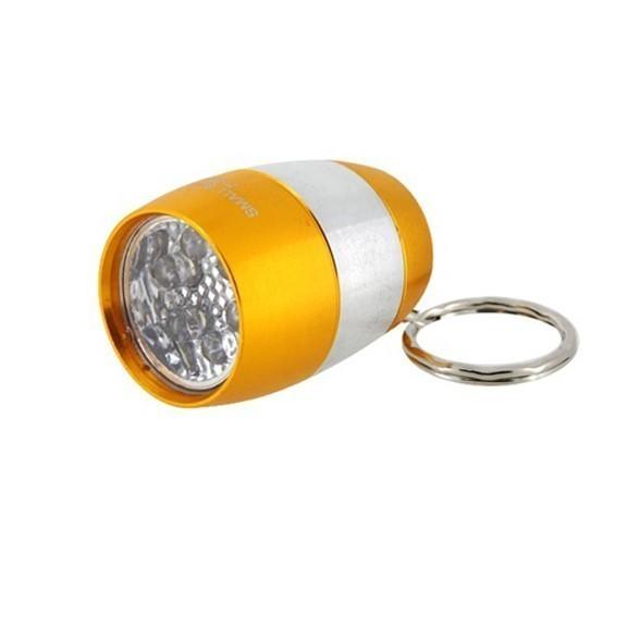 Брелок светодиодный прожектор 50 ЛюменБрелок фонарик<br>Кажется, что светодиодные фонарики были в нашем обиходе всю жизнь - настолько они проникли в нашу жизнь и вызвали привыкание. Хотя они появились в широкой продаже можно сказать совсем недавно.<br>