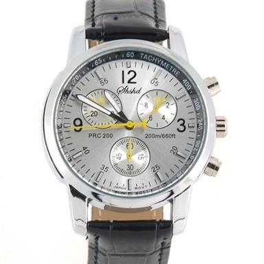 Модные кварцевые часы - серебристыеМеханические часы<br>Если вы цените сочетание долговечности и изысканного стиля, то скорее покупайте коричневые кварцевые часы. Это изделие выгодно подчеркнет ваш статус и будет всегда показывать четкое время!<br>