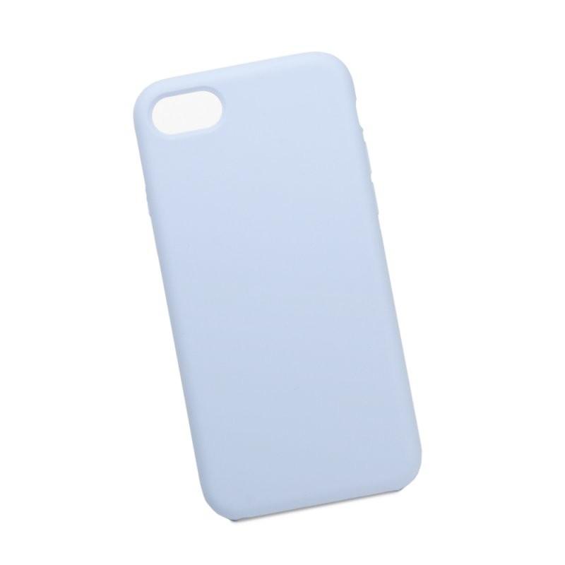 Силиконовый чехол «LP» для iPhone SE 2/8/7 «Protect Cover» (сиреневый/коробка)  - купить со скидкой