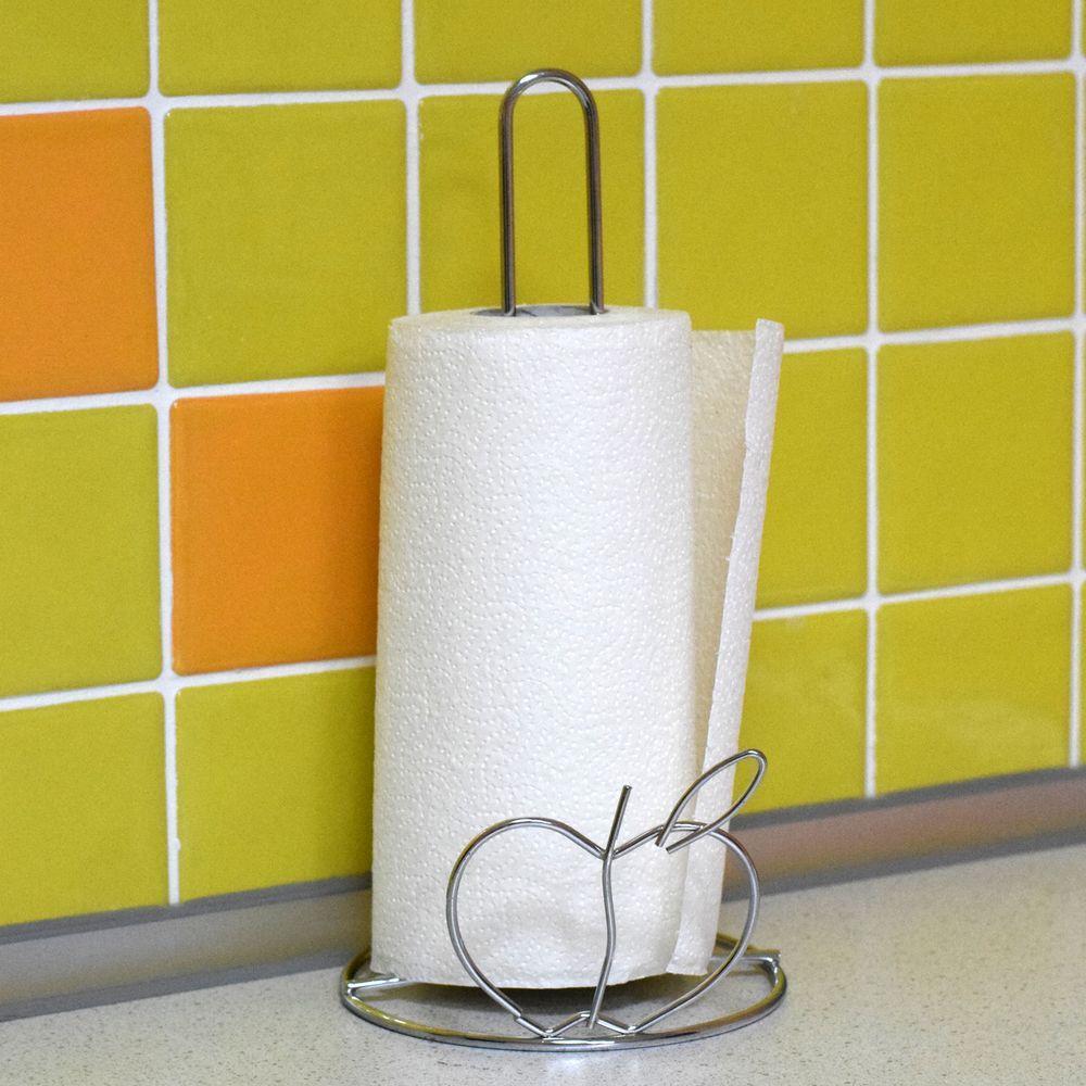 Держатель для бумажных полотенец - Яблоко