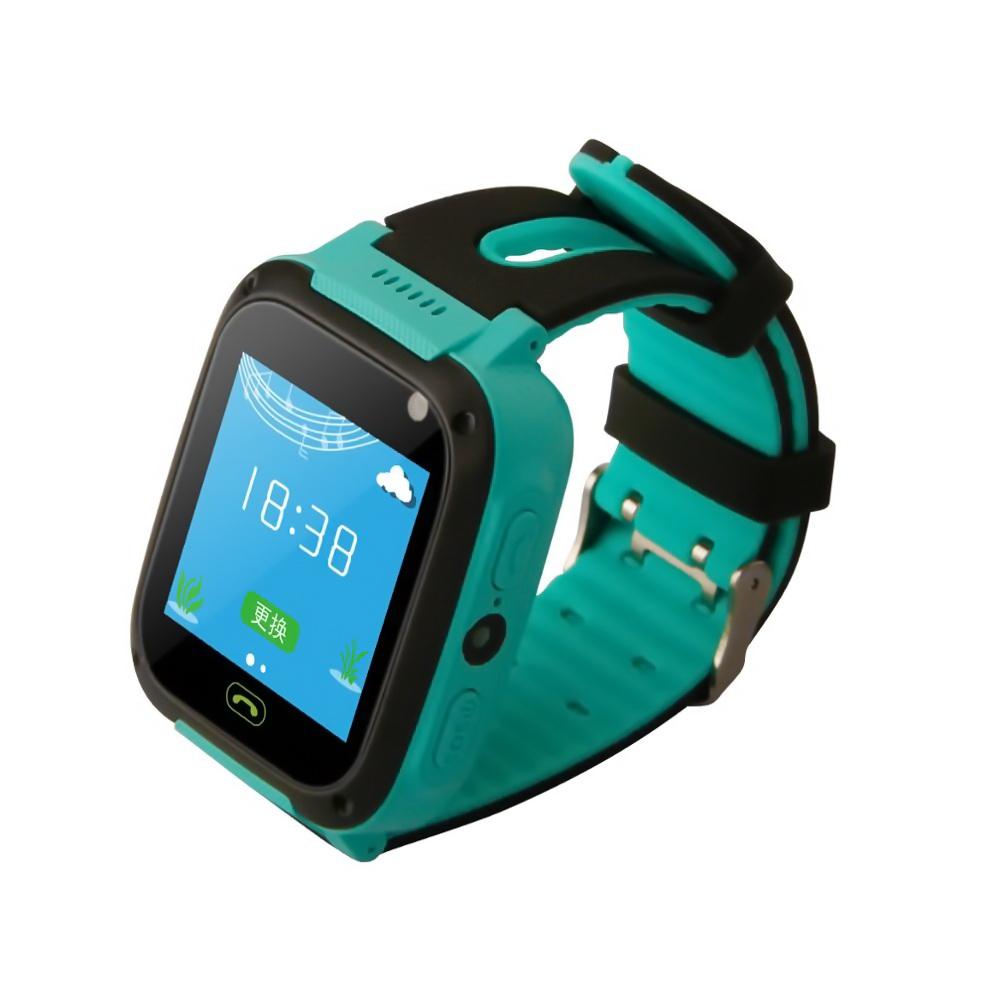 Детские Smart часы S4, зеленый