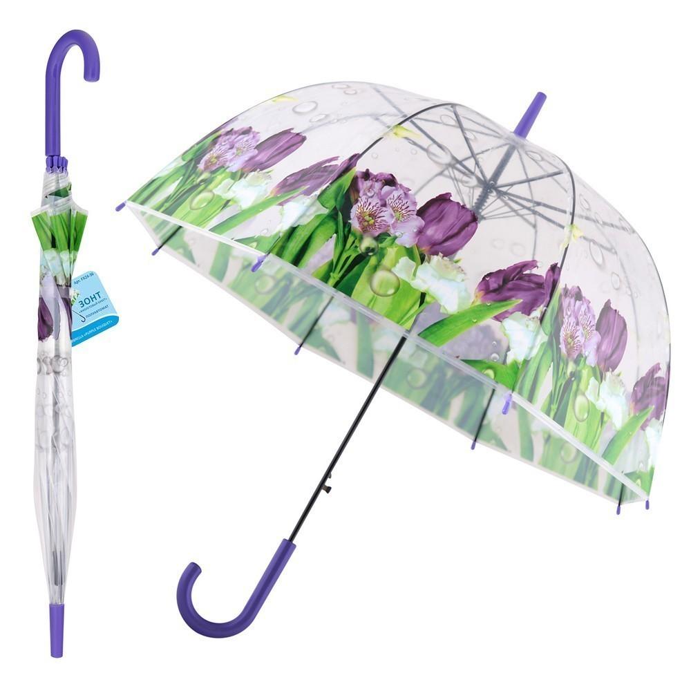 Зонт - Фиолетовый букет