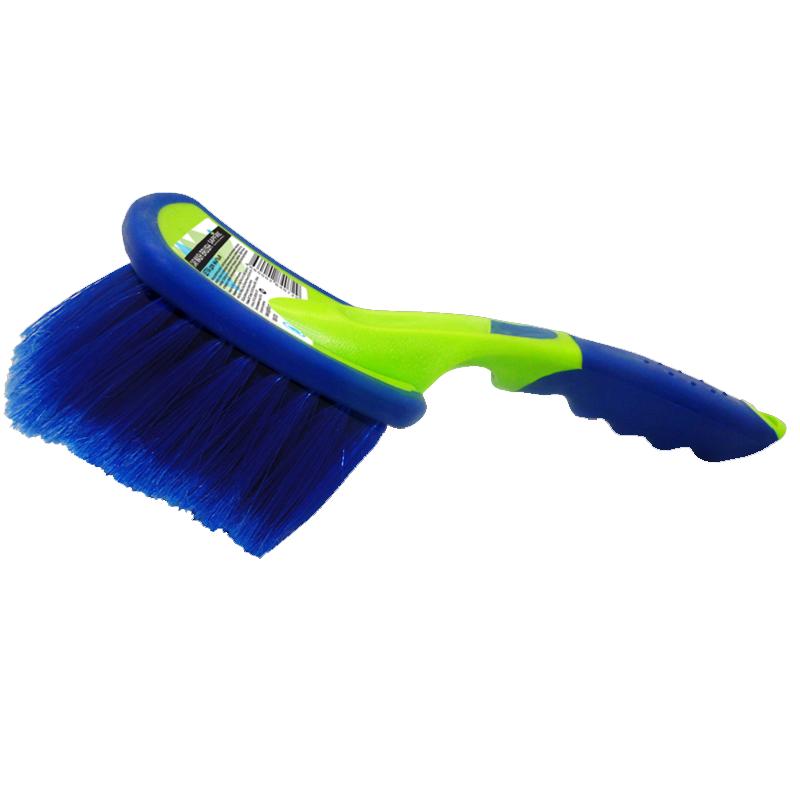 Щетка для мытья автомобиля Sapfire 0725-SBDЩетки, губки, салфетки<br>Теперь мытье автомобиля будет дарить вам массу положительных эмоций и роскошный результат, благодаря новой помощнице, щетке для мытья автомобиля Sapfire 0725-SBD!<br>