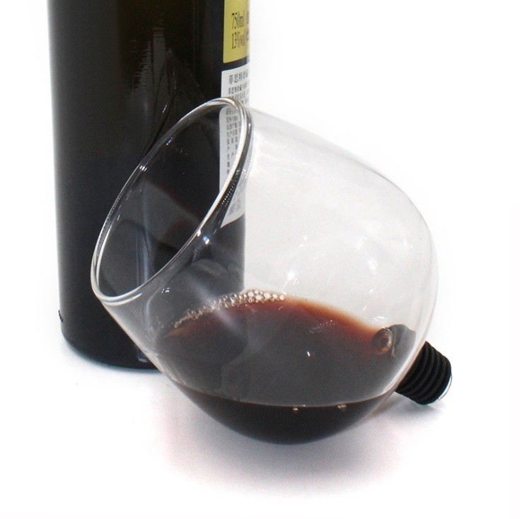 Бокал-пробка на бутылку вина