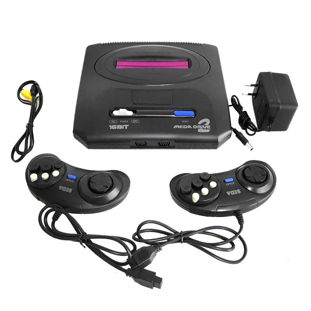 Игровая приставка Sega Mega Drive II  - купить со скидкой