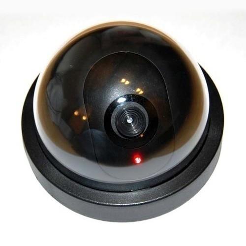 Муляж камеры видеонаблюденияОстальное<br>Часто бываете в разъездах, потому волнуетесь за сохранность собственного уютного гнездышка? Совершенно не обязательно приобретать дорогостоящее видеонаблюдение и сигнализацию. Интернет магазин Мелеон предлагает вам грамотную экономию! Муляж камеры видеонаблюдения прекрасно подойдет для защиты любого помещения!<br>