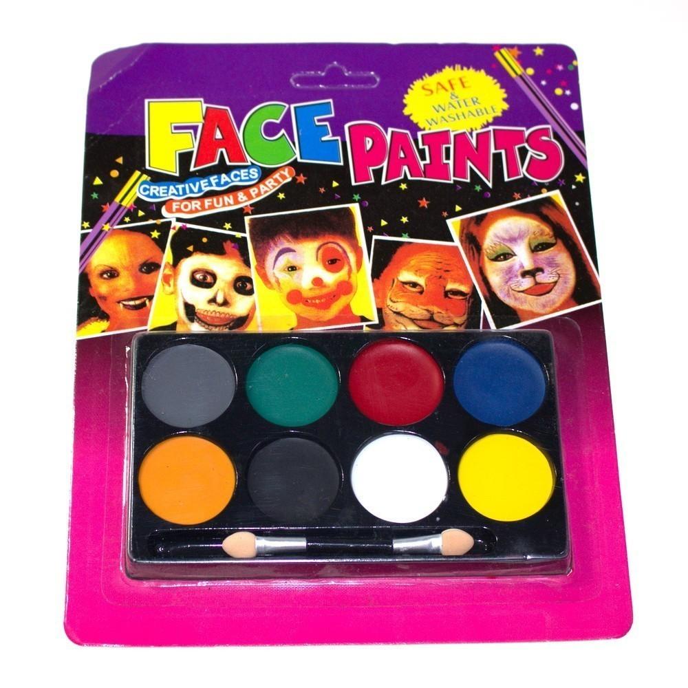 Краска для лицаИгрушки для девочек<br>Устраиваете детскую вечеринку и хотите всем гостям обеспечить праздничный аквагрим? Для этого не придется специально вызывать мастера. Вы можете просто купить в интернет магазине Мелеон краску для лица и воплотить в жизнь любые творческие идеи!<br>