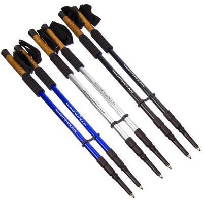 Скандинавские палки с пробковыми ручками
