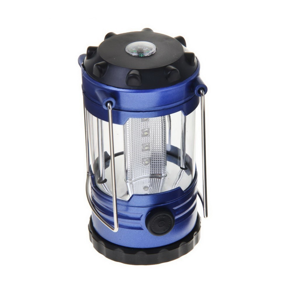 Переносной фонарь для кемпинга (8 диодов) — Чемпион-2