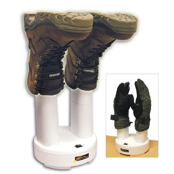 Сушилка для обуви (Boot Dryer)Сушилки для обуви<br>Сушите промокшую обувь легко и быстро с сушилкой для обуви Boot Dryer. Незаменима осенью и зимой для сушки обуви, варежек, перчаток, горнолыжных и лыжных ботинок, а также носков.<br>