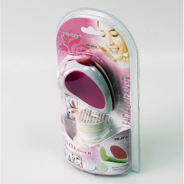 Ультразвуковая щетка для чистки лица Facila Cleanser Geneli от MELEON