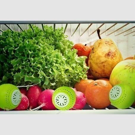 Поглотитель запаха для холодильника Fridge Balls (Фридж Болс) от MELEON
